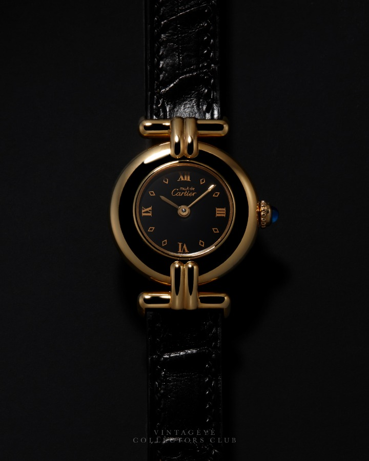 CARTIER@1990s Must Colisee 032