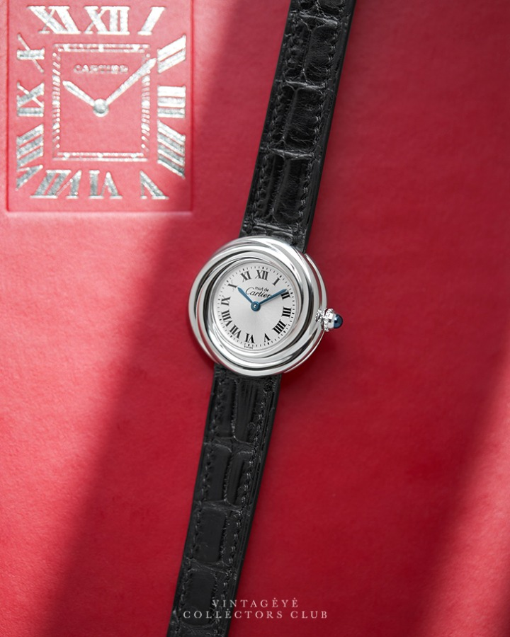 CARTIER@1990s Must Trinity M5013